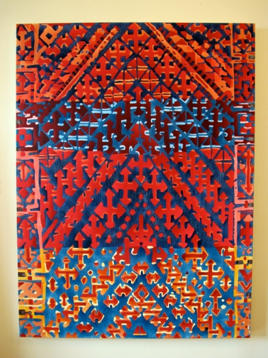 2-Brian Meola 72x54 Acrylic on canvas